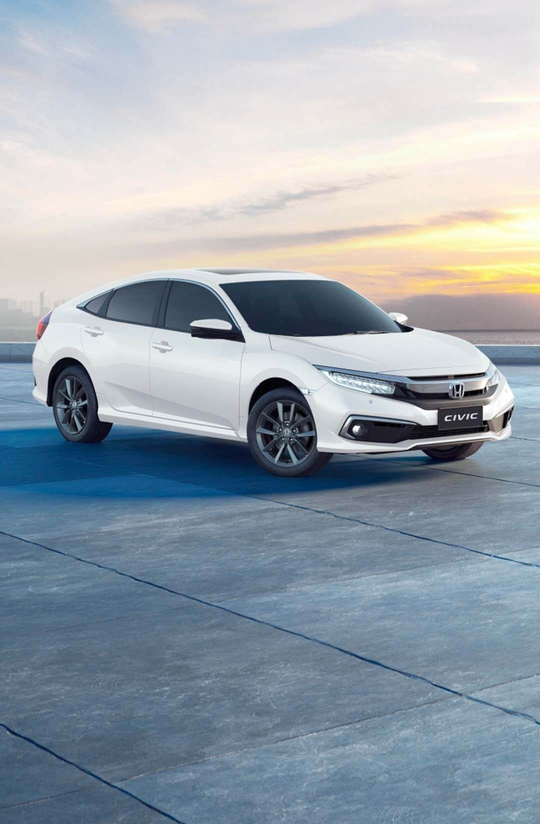 Honda Civic 2020 - Banner