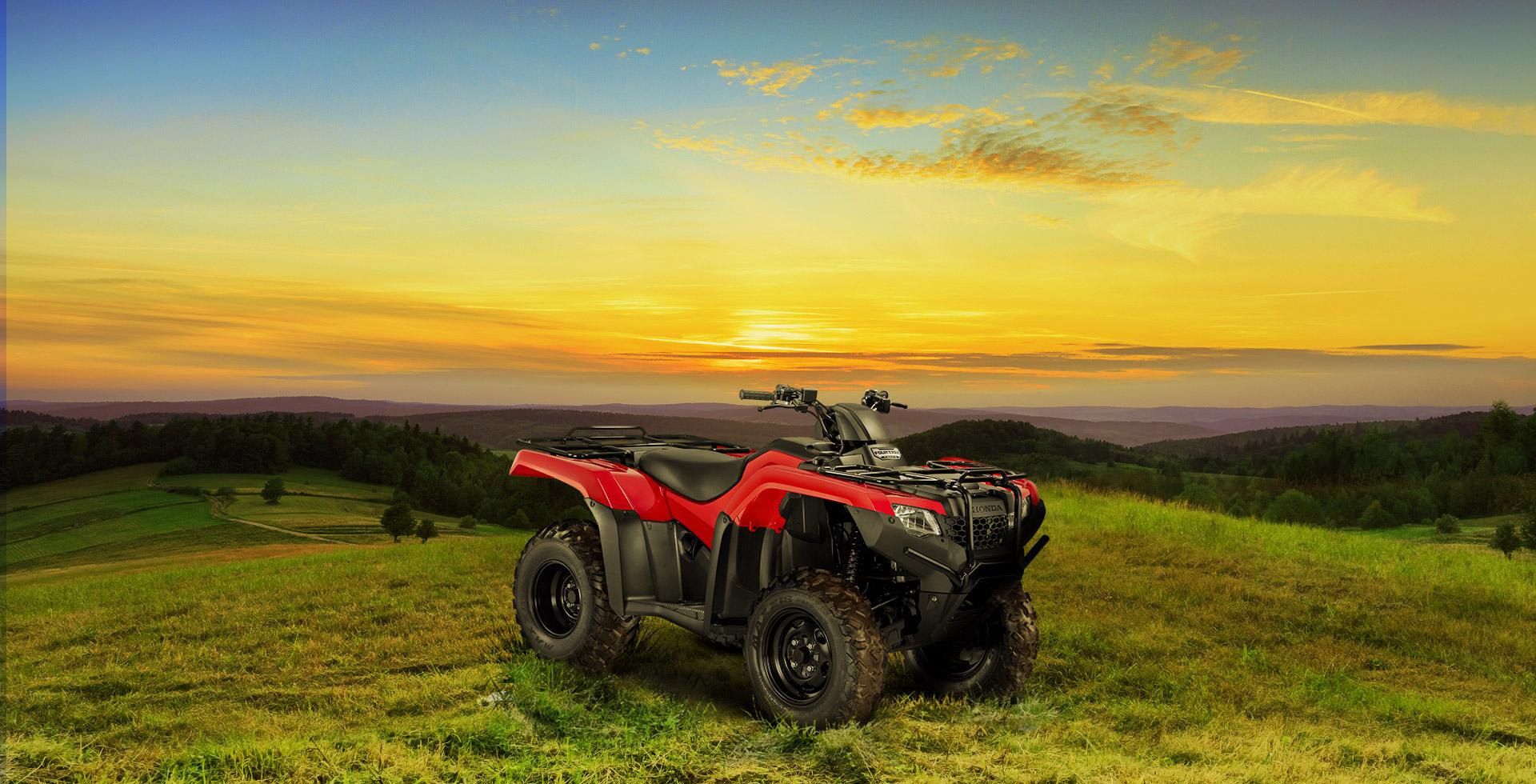 Off Road Design >> TRX 420 FourTrax   Honda Motocicletas