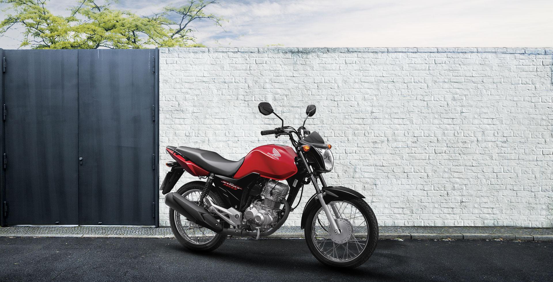 Honda Produto Cg Start Desktop on Motos Honda Crf