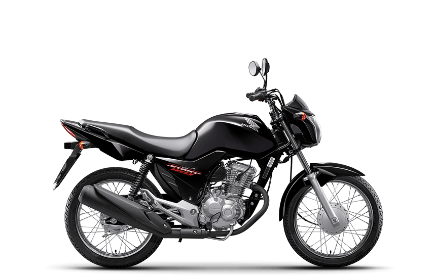 Moto Pop 2018 >> CG 160 Start   Honda Motocicletas