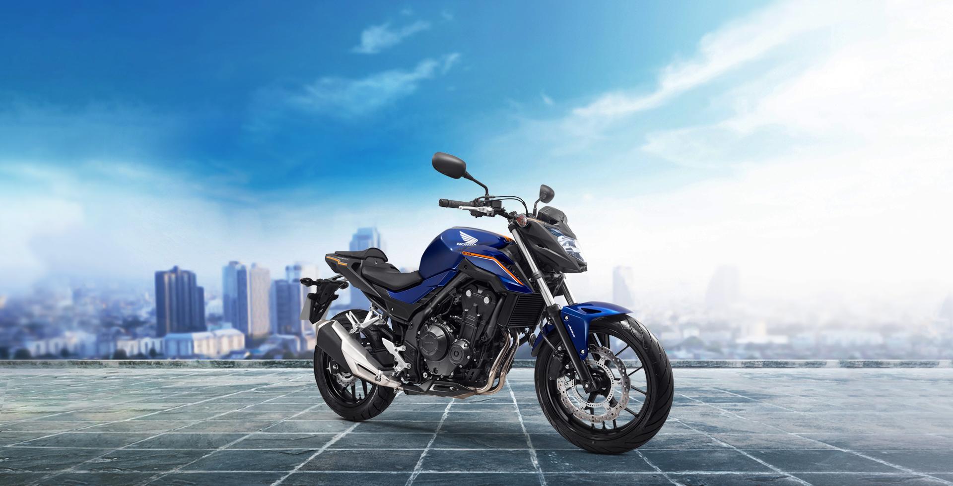 CB 500F | Honda Motocicletas