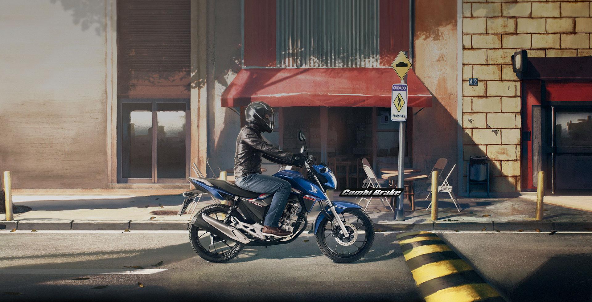 CG 160 Titan 2018 | Honda Motocicletas