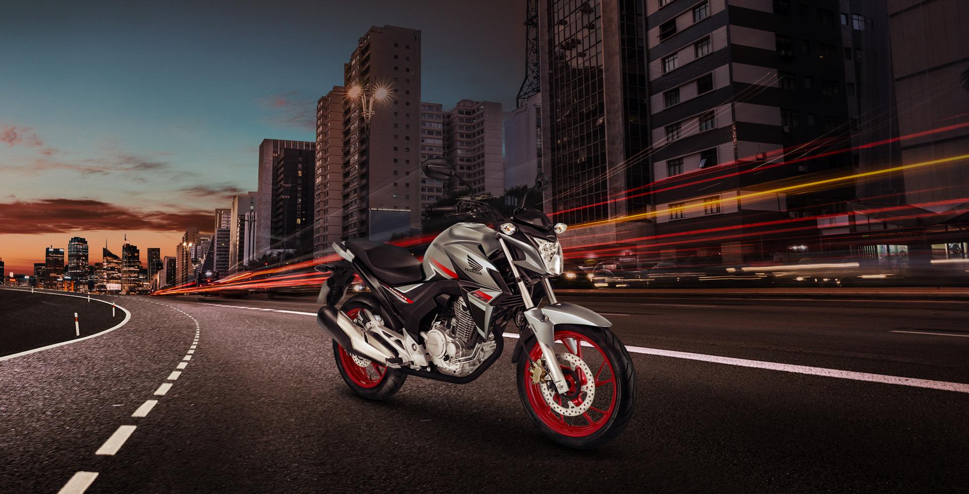CB Twister - 2018   Honda Motocicletas