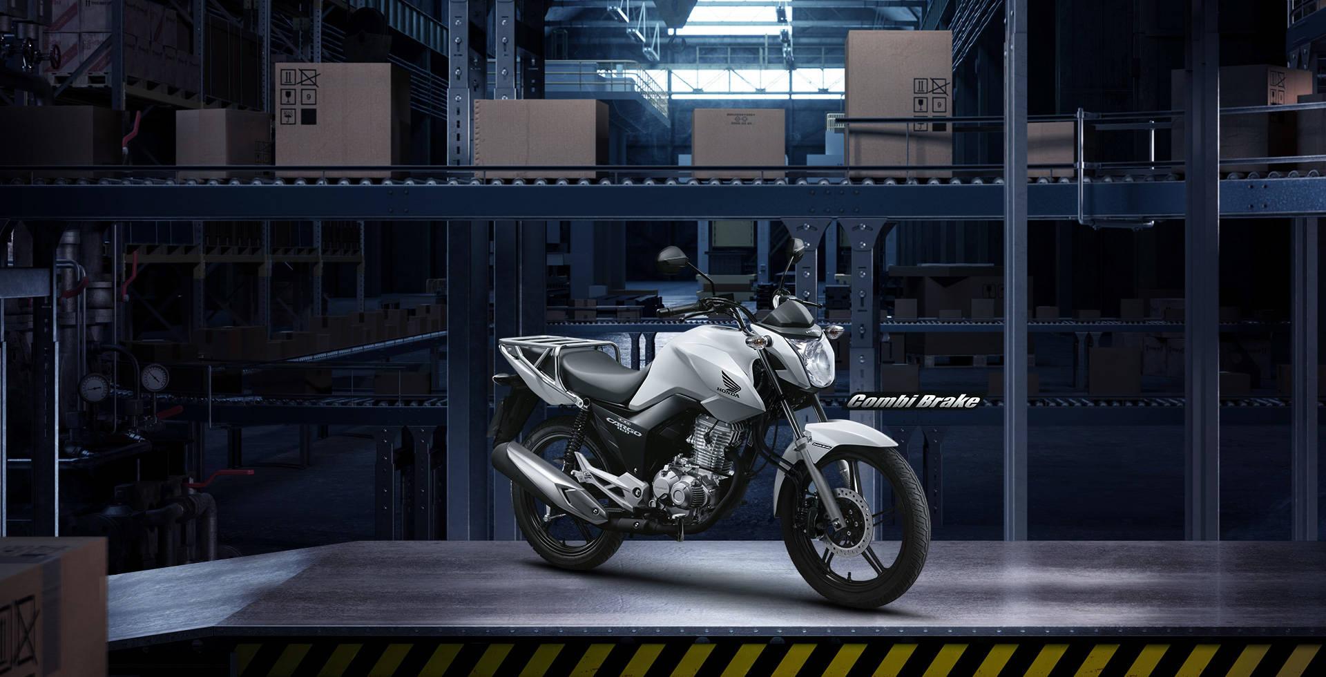 Twin City Honda >> CG 160 Cargo 2018 | Honda Motocicletas