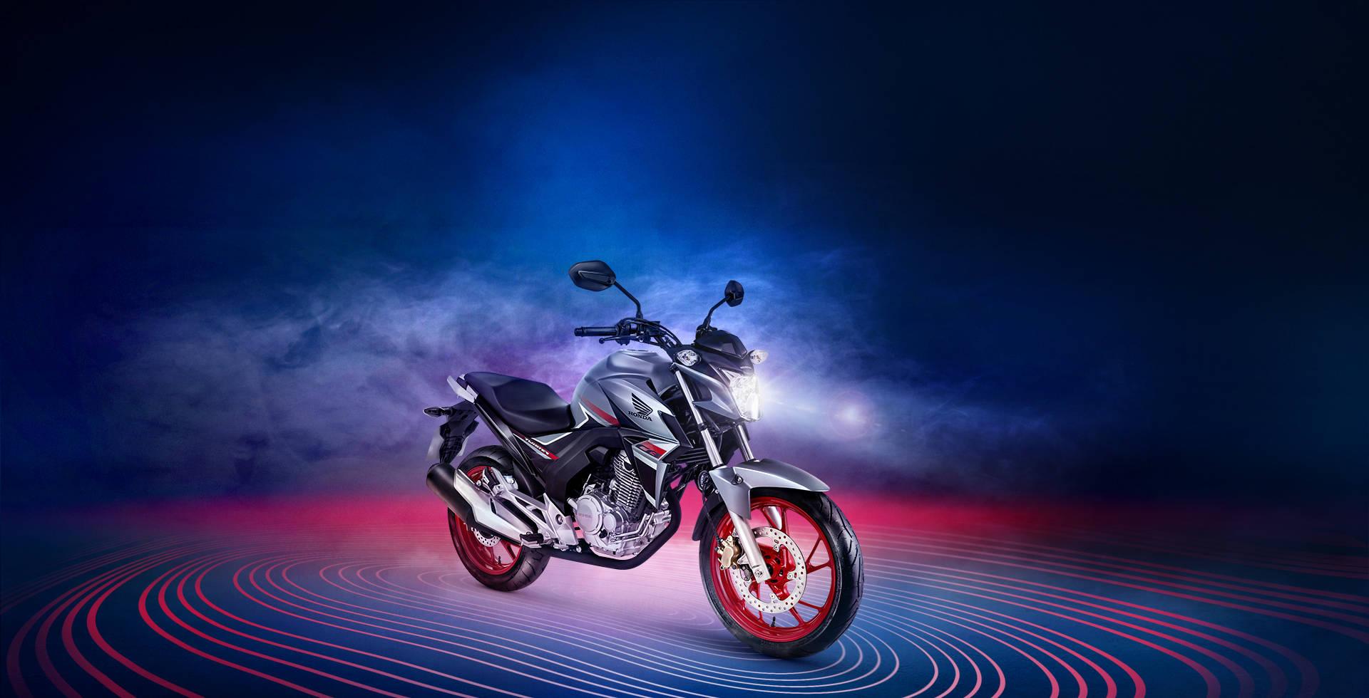 Cb Twister 2018 Honda Motocicletas