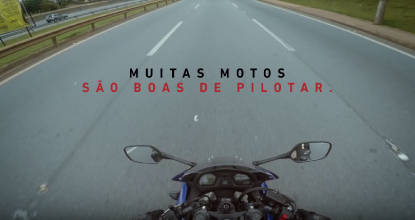 Honda CBR 650F - Test Ride Sobrenatural - Leonardo