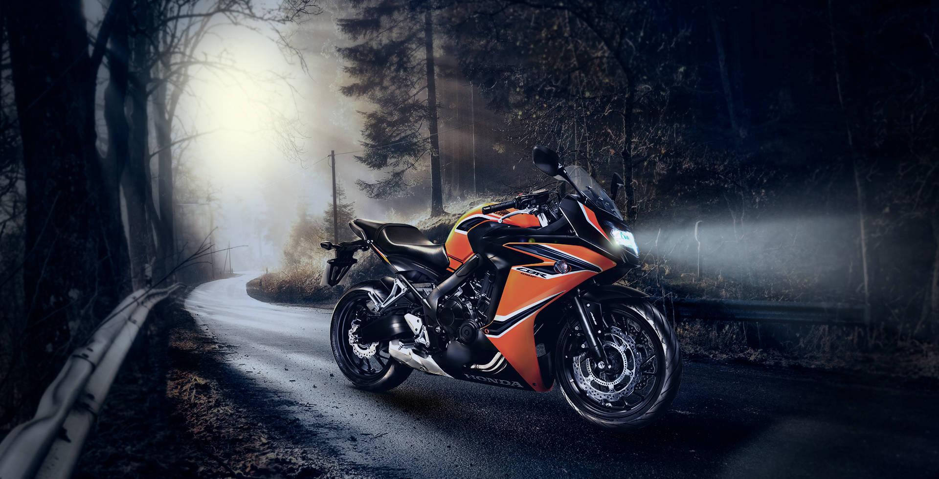 Cbr 650f 2018 Honda Motocicletas