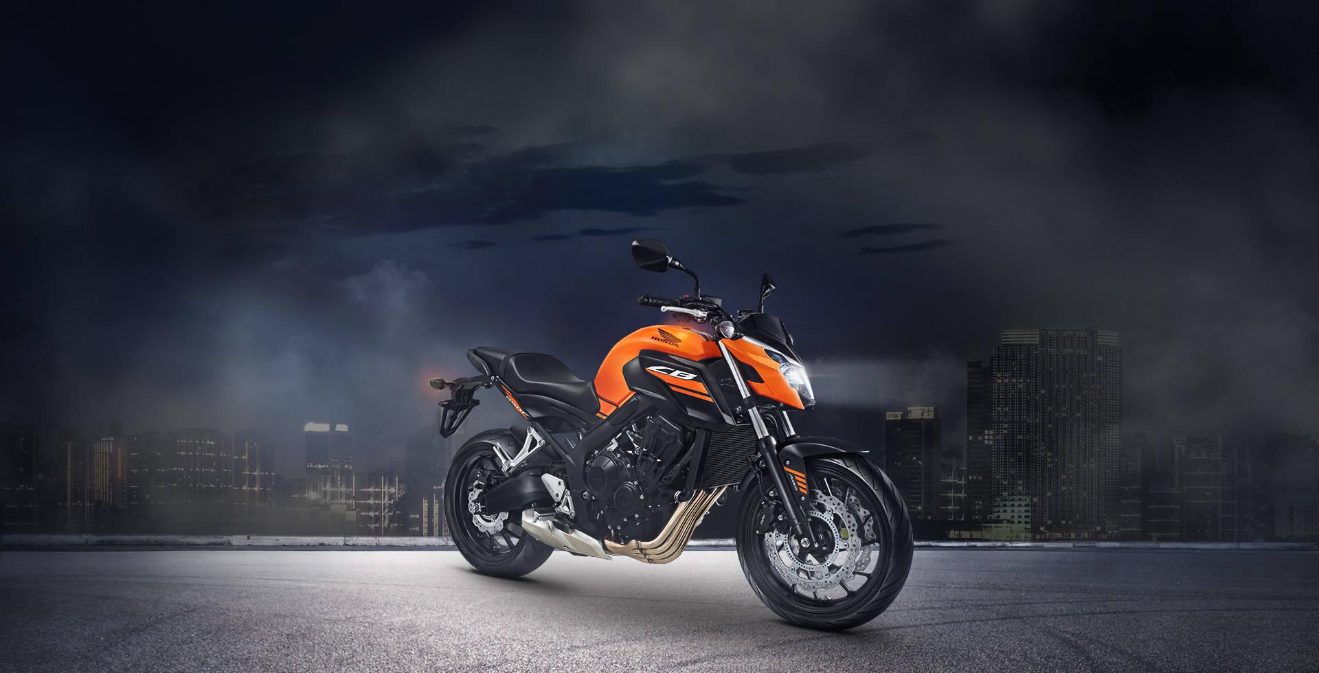 Twin City Honda >> CB 650F - 2018 | Honda Motocicletas