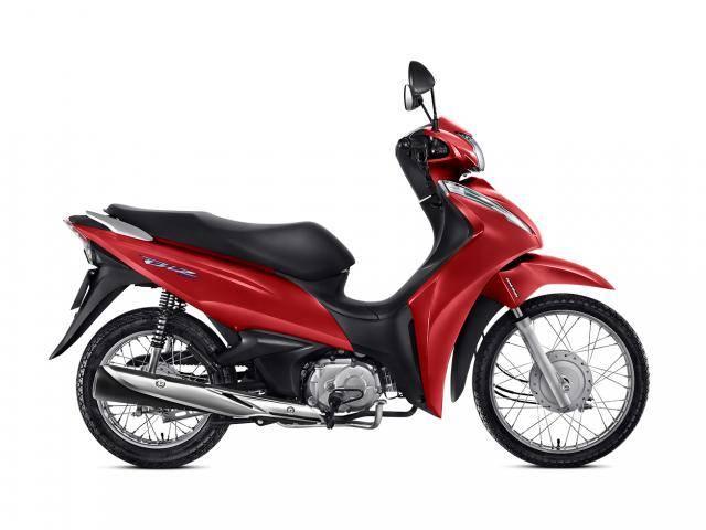 Biz 110i 2019 Honda Motocicletas