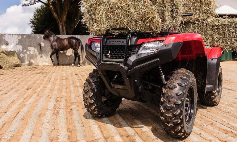 Trx 420 Fourtrax Honda Motocicletas