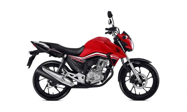 CG 160 Titan 2019   Honda Motocicletas