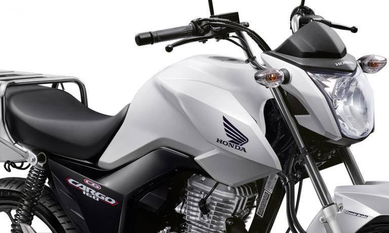 Cg 160 Cargo 2019 Honda Motocicletas