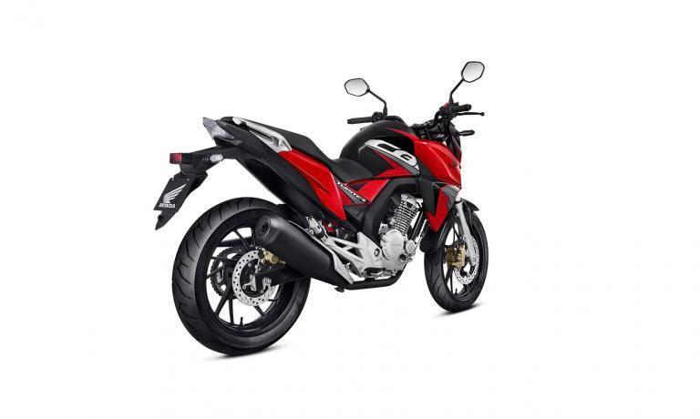 Cb Twister Honda Motocicletas