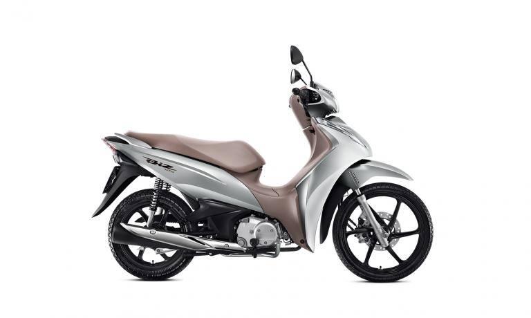 Biz 125 Honda Motocicletas