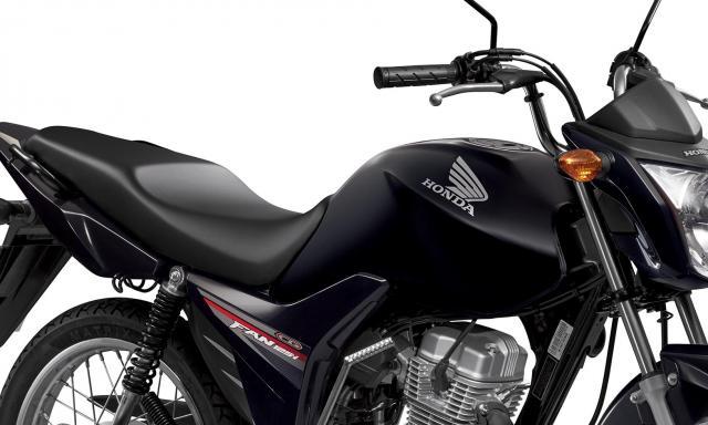 CG 125i FAN | Honda Motocicletas