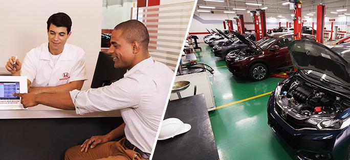 Amazing Revisões | Honda Customer Service